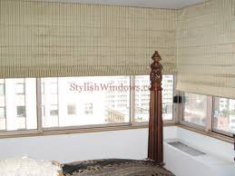Flat Roman Shades - custom roman shades in new york city nyc manhattan u0026 westchester