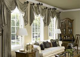 bay window curtains home decoration ideas the design loversiq charming window decor ideas for triple windows part 4 bay curtain rods home decoration