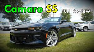 ss coupe chevy camaro 2017 chevrolet camaro ss review coupe convertible