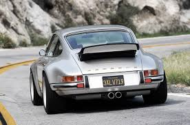 porsche californication singer 911