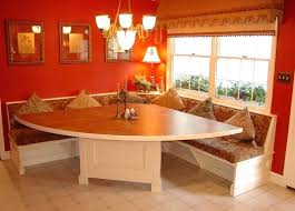 Dining Room Booth Dinette With Bench Marvelous Booth Table Dining Room Kitchen