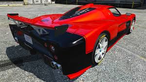 maserati mc12 red 2004 maserati mc12 gta5 mods com