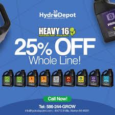 hydrodepot indoor garden supply