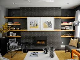 Black Paint For Fireplace Interior 127 Best Mantle Fireplace Images On Pinterest Fireplace Ideas