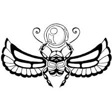 beetle tattoo images u0026 designs