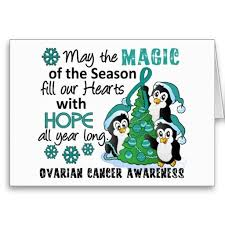 15 best ovarian cancer christmas cards images on pinterest