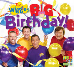 birthday photo album the wiggles big birthday album wigglepedia fandom powered