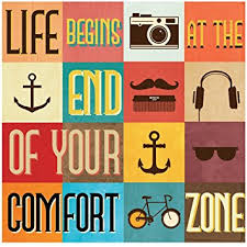 Life Begins Outside Of Your Comfort Zone Seven Rays Life Begins At The End Of Your Comfort Zone Medium