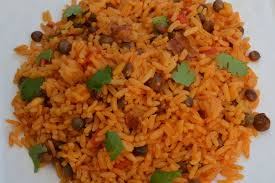 cuisine pigeon arroz con guandules rice with pigeon peas