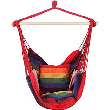suesport hanging chair swing hanging hammock chair porch