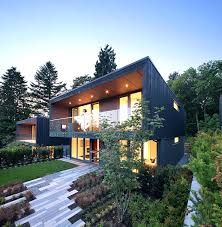 Canadian Houses House Project For The Canadian Suburban U2013 Modern And Full Of Light