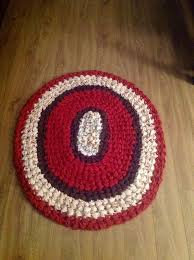 Coil Rug How To Make A Crocheted Rag Rug 11 Steps With Pictures