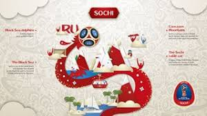 russia world cup cities map 2018 fifa world cup russia host cities get their own unique