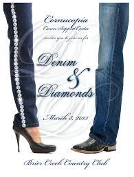 denim and diamonds party attire cakepins com twins pinterest