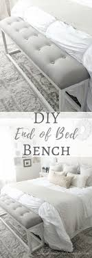 best 25 bedroom benches ideas on bed bench diy bench
