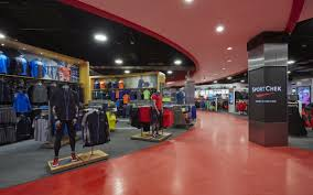 sport chek blends physical and digital with new square one store