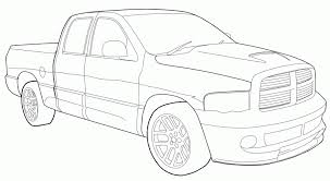 dodge truck coloring pages dodge ram truck coloring pages coloring home