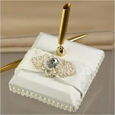 ivory wedding guest book wedding guest book pens wedding guest book pen set guest book pens