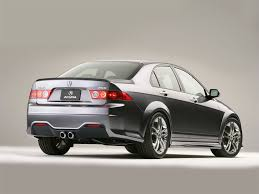 2005 acura tsx information and photos zombiedrive