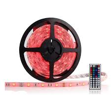oxyled waterproof color changing rgb led strip light kit 300 leds
