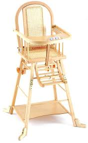 chaise haute b b en bois chaise haute bebe combelle chaise haute en bois bebe a 2 chaise