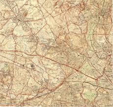 Topography Map File Topographic Maps Of Arlington Belmont Lexington