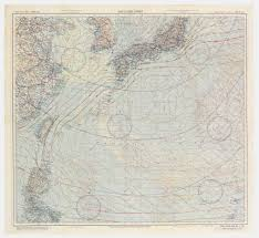 Map Of South China Sea by Escape Map C 52 Japan And South China Seas And C 53 East China