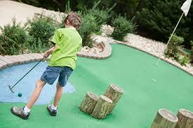 Backyard Golf Course by Diy Backyard Mini Golf Course
