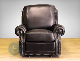 Reclining Armchair Leather Barcalounger Premier Ii Leather Recliner Chair Leather Recliner