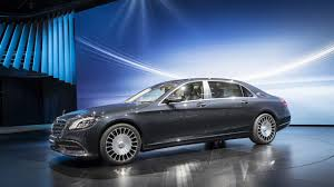 lifted mercedes sedan 2018 mercedes s class facelift can you spot the changes