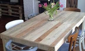 table de cuisine en palette table de cuisine en palette lot central en palette u ides
