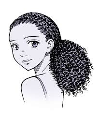 anime haircut story drawing anime hair for male and female characters impact books