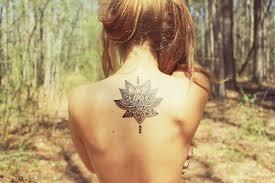 Lotus Flower With Om Symbol - oohvelocitygirl tattoo tuesday buddhist symbols