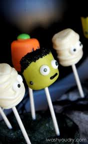Easy Halloween Cake Pops by 207 Best Marshmallow Pops Images On Pinterest Marshmallow Pops