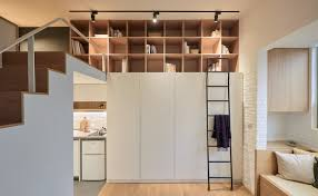 Storage Ideas For A Small Apartment 2 Super Tiny Home Designs Under 30 Square Meters Includes Floor