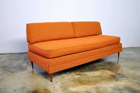 Day Bed Sofa by Select Modern Danish Modern Sofa Or Daybed With Trundle Pull Out Bed