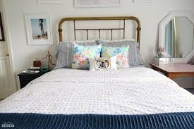 Gold Polka Dot Bedding Stenciling A Duvet Cover U0026 A Giveaway Stencil Stories