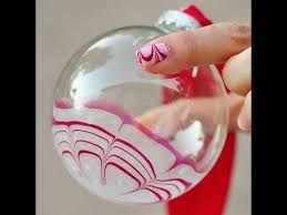 how to water marble nails tutorial step by step with tips youtube