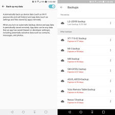 google will delete your android backups after 60 days inactivity