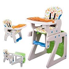 high chair converts to table and chair amazon com pf ebro 3 in 1 convertible deluxe high chair with play