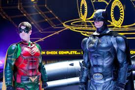 batman robin u0027erotic lives superheroes