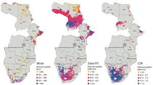 lbl map the economic for wind and solar energy in africa berkeley lab