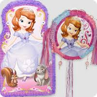 disney sofia the first party ideas