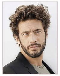 hairstyles for curly haired square jawed men curly hairstyles lovely hairstyles for men with curly hair 20