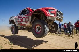 baja trophy truck tsco racing takes on the 2015 baja 500 madmedia