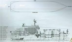 ship deck plans aranui 5