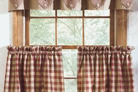 Interior In Kitchen Various Kitchen Adorable Long Curtains Country Catalog At Styles