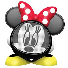 amazon minnie mouse rechargeable character speaker dm m662
