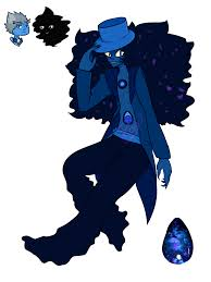 blue opal gemsona su fusion frenzy lightning opal by pioy on deviantart