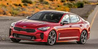 porsche stinger interior 2018 kia stinger car review sporty sedan takes kia to a new level